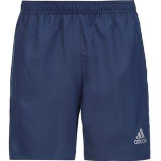 adidas Own the Run Aeroready Laufshorts Herren crew navy
