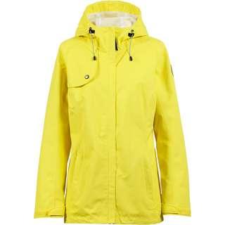 ICEPEAK ANIAK Funktionsjacke Damen yellow
