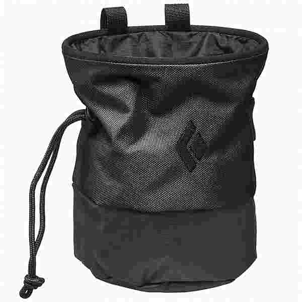 Black Diamond MOJO ZIP Chalkbag black