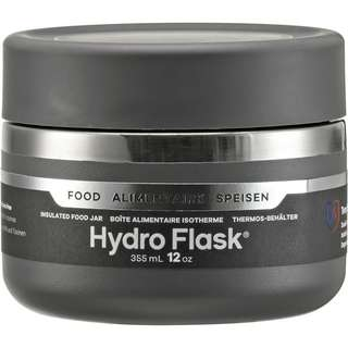 Hydro Flask 12 OZ FOOD FLASK 354 ML Isolierflasche black