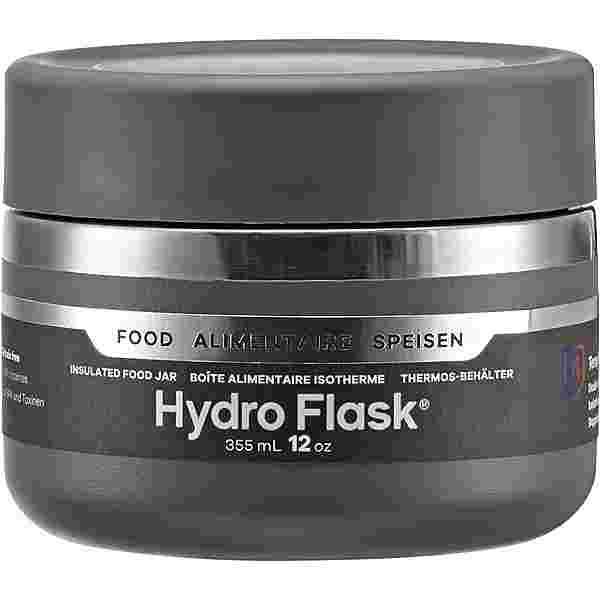 Hydro Flask 12 OZ FOOD FLASK 354 ML Isolierflasche black