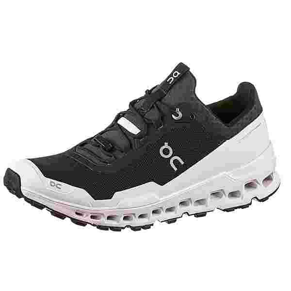 ON Cloudultra Trailrunning Schuhe Herren black-white