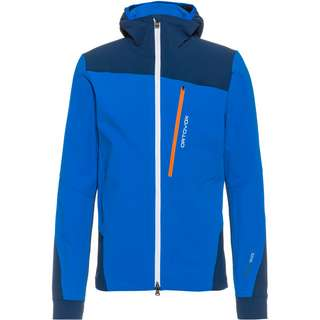 ORTOVOX Pala Softshelljacke Herren safety blue