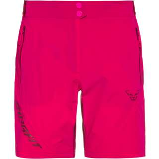 Dynafit TRANSALPER LIGHT Funktionsshorts Damen flamingo
