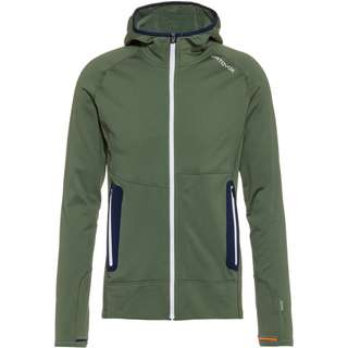 ORTOVOX Light Fleecejacke Herren green forest