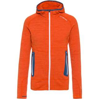 ORTOVOX Light Fleecejacke Herren desert orange blend