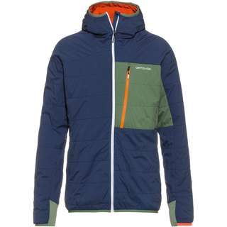 ORTOVOX SWISSWOOL PIZ DUAN Outdoorjacke Herren blue lake