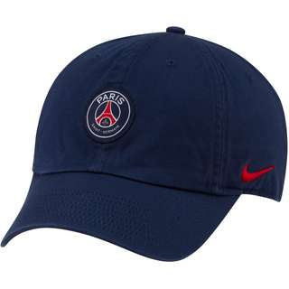 Nike Paris Saint-Germain Cap midnight navy-university red