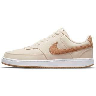 Nike Court Vision Sneaker Herren pearl white-multi-color-praline-white