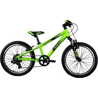 "Galano G200 20"" Kinderfahrrad MTB ab 6 Dirt Bike grün"