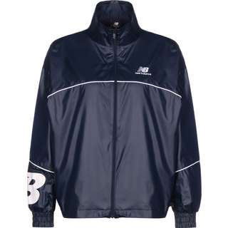 NEW BALANCE Athletics Windbreaker Damen blau