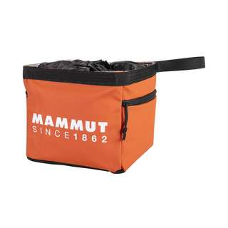 Mammut Boulder Cube Chalk Bag Chalkbag pepper