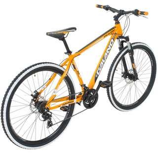 "Galano Toxic 29"" Mountainbike Fahrrad MTB Hardtail orange"