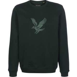 Lyle & Scott Embroidered Eagle Sweatshirt Herren grün