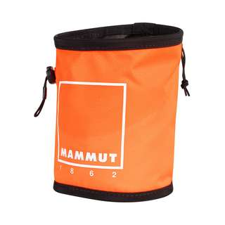 Mammut Gym Print Chalkbag vibrant orange