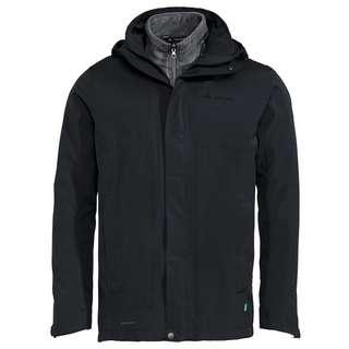 VAUDE Men's Rosemoor 3in1 Jacket Doppeljacke Herren black