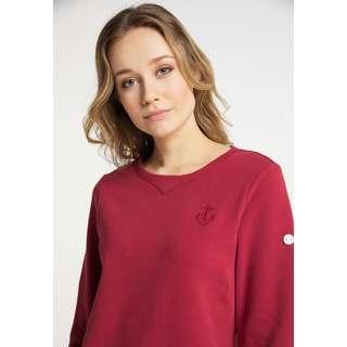 DreiMaster Sweatshirt Damen Rot