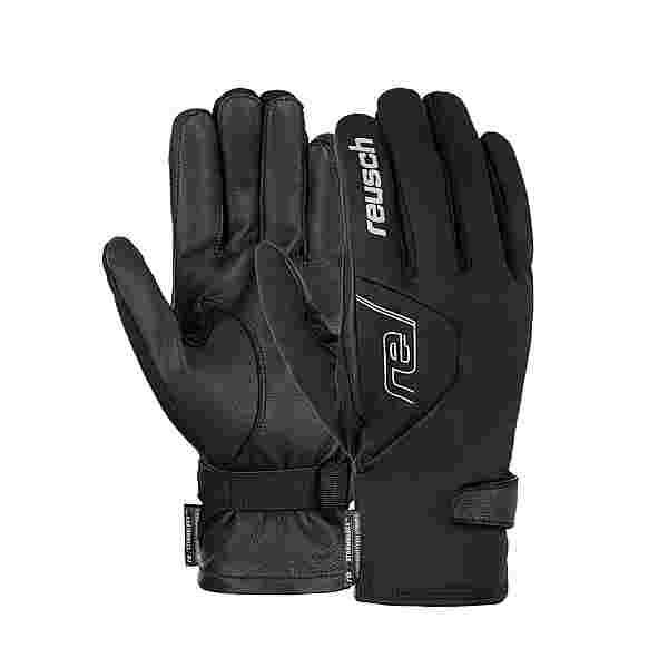 Reusch Jesper STORMBLOXX™ Skihandschuhe black / silver