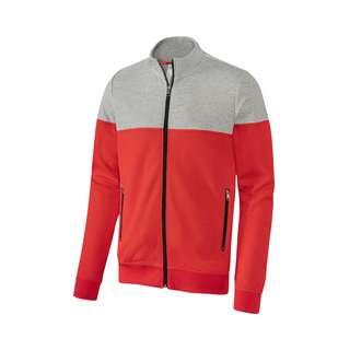JOY sportswear ELIAS Trainingsjacke Herren lava/titan melange