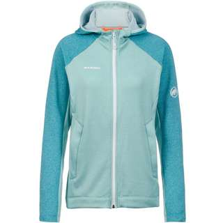 Mammut Nair Fleecejacke Damen dark frosty-dark ceramic-white