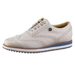 Foot Joy Sport Retro Golfschuhe Damen white-blue
