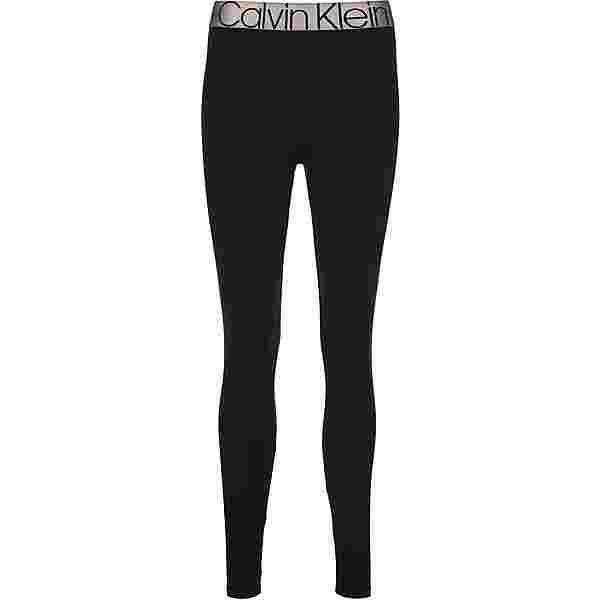 Calvin Klein Sportswear Leggings Damen schwarz