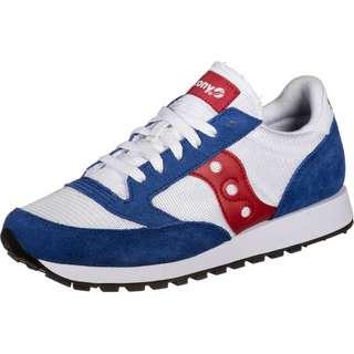 Saucony Jazz Original Vintage Sneaker Herren blau/weiß/rot