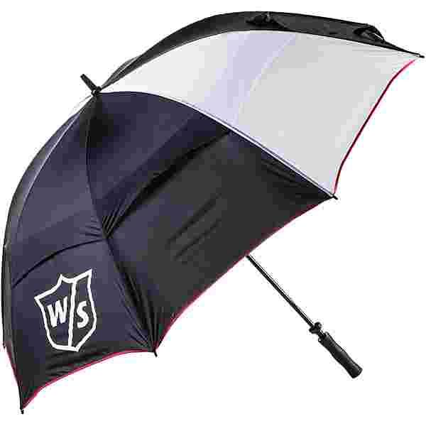 Wilson Staff Regenschirm schwarz