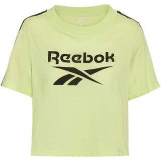 Reebok Tape Pack Croptop Damen yellow