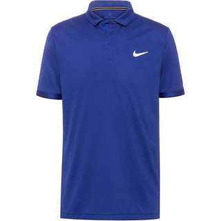 Nike Court Dri-FIT Victory Tennis Polo Herren concord-concord-white