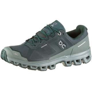ON Cloudventure Waterproof Trailrunning Schuhe Damen juniper-sea