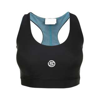 Skins S3 Active Bra BH Damen Black