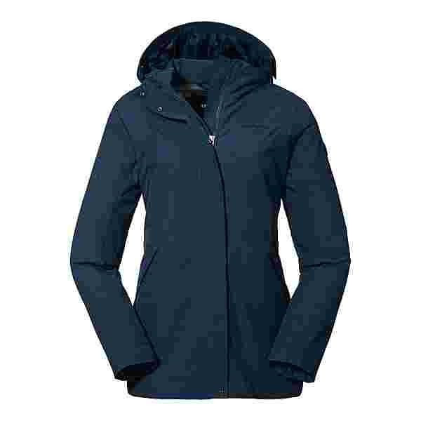Schöffel Jacket Eastleigh L Funktionsjacke Damen 8859 blau