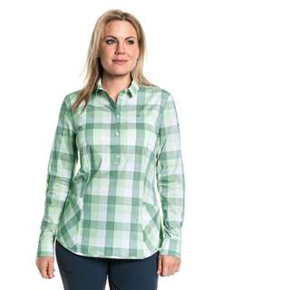 Schöffel Blouse Hirschberg L Funktionsbluse Damen 6955 grün