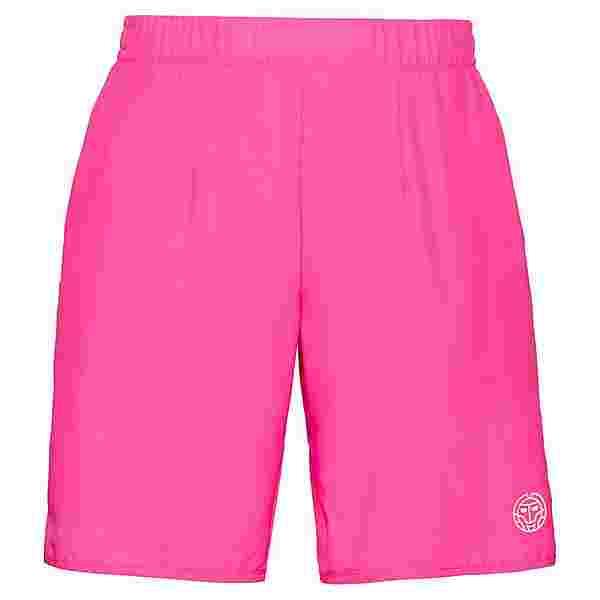BIDI BADU Henry 2.0 Tech Shorts Tennisshorts Herren pink