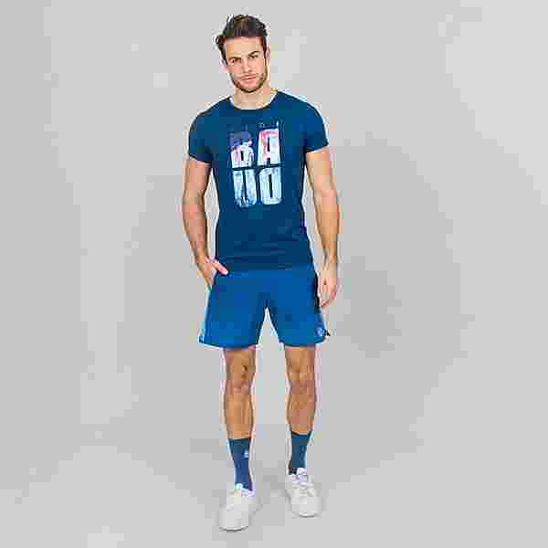 BIDI BADU Aleke Lifestyle Tee Tennisshirt Herren dunkelblau