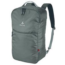 OCK Flightbag Kofferrucksack schwarz