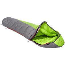 VAUDE Kamet Lite 200 Kunstfaserschlafsack grau/grün