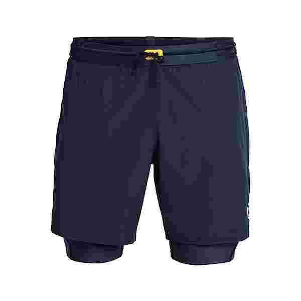 Skins S3 Superpose Tights Herren Navy Blue
