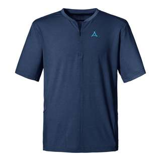 Schöffel Shirt Alpe Adria M Fahrradtrikot Herren 8859 blau