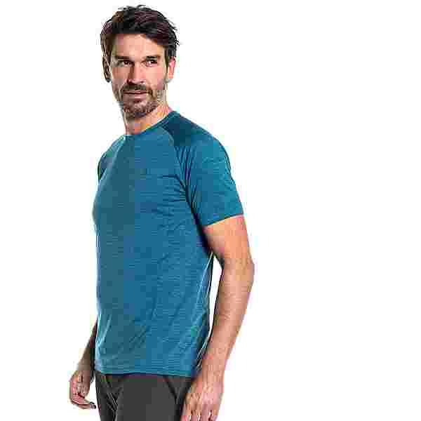 Schöffel T Shirt Boise2 M Funktionsshirt Herren 8878 blau