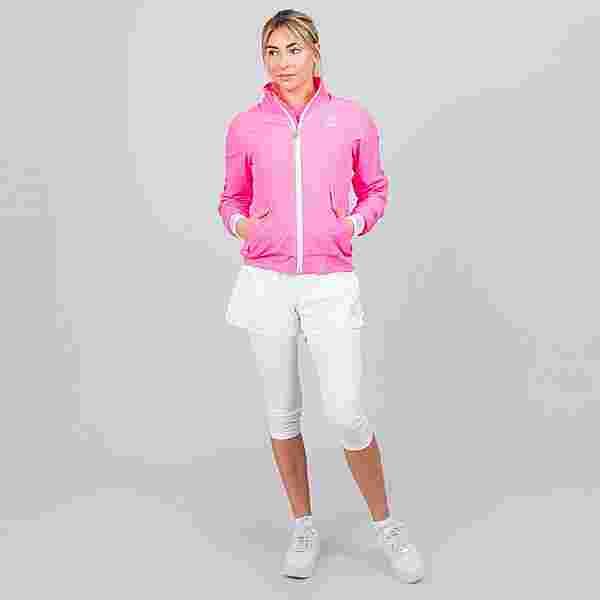 BIDI BADU Gene Tech Jacket Funktionsjacke Damen pink