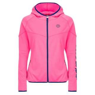 BIDI BADU Inga Tech Jacket Funktionsjacke Damen dunkelblau/pink