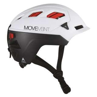 MOVEMENT 3TECH ALPI Skitourenhelm Herren charcoal/white/red