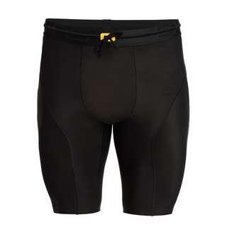 Skins S5 Half tights Tights Herren Black