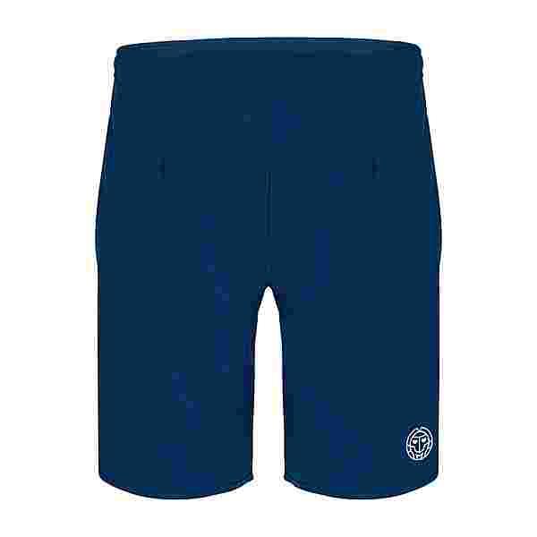 BIDI BADU Henry 2.0 Tech Shorts Tennisshorts Herren dunkelblau