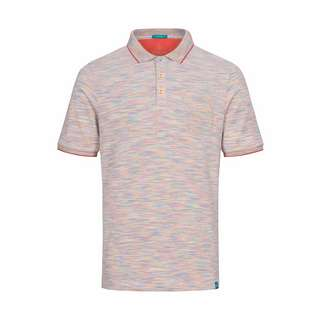 Colours & Sons Jason Poloshirt Herren orange