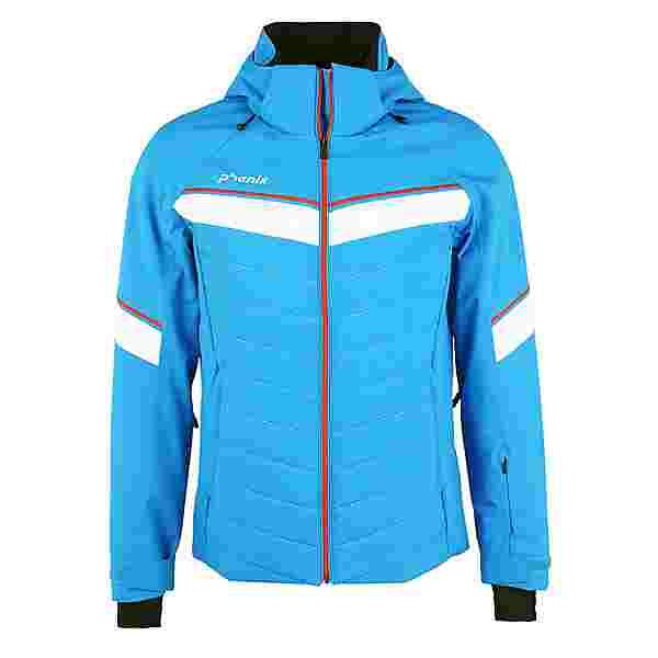 Phenix Stratos Skijacke Herren blue