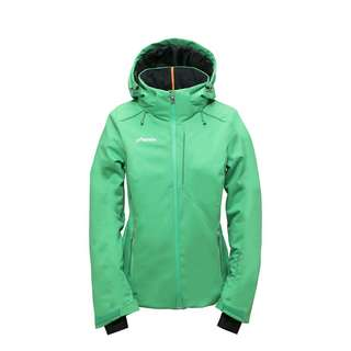 Phenix Maiko Skijacke Damen green