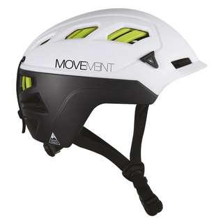 MOVEMENT 3TECH ALPI Skitourenhelm Herren charcoal/white/green